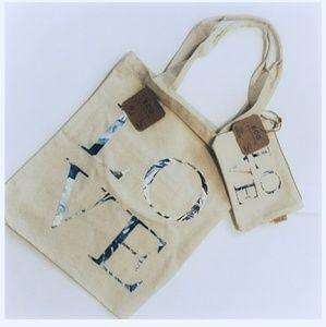 Handbags - Eco friendly tote bag set